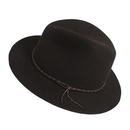 Yestadt Millinery HALF-HITCH BLACK