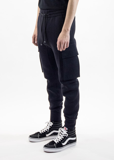 Helmut Lang Curved Leg Cargo Trackpant