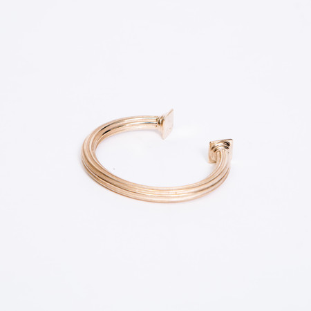 Dream Collective Column Cuff, Brass