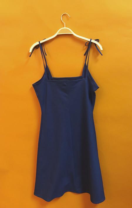 Lykke Wullf Linen Slip Dress