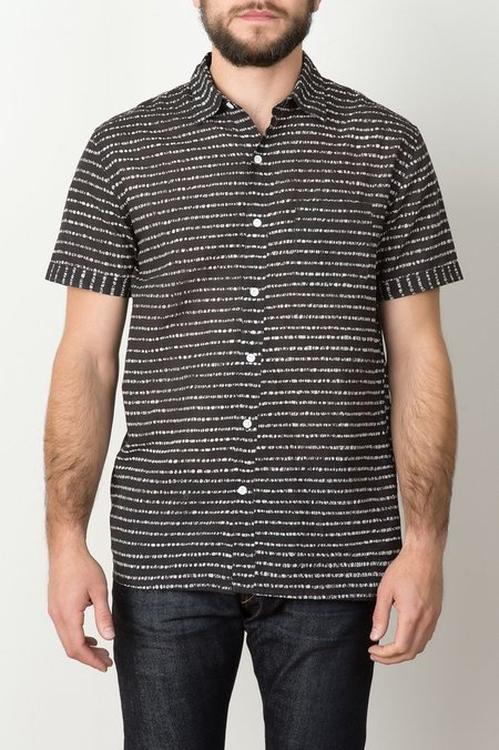 IOAN Clean Madras Batik Stripe