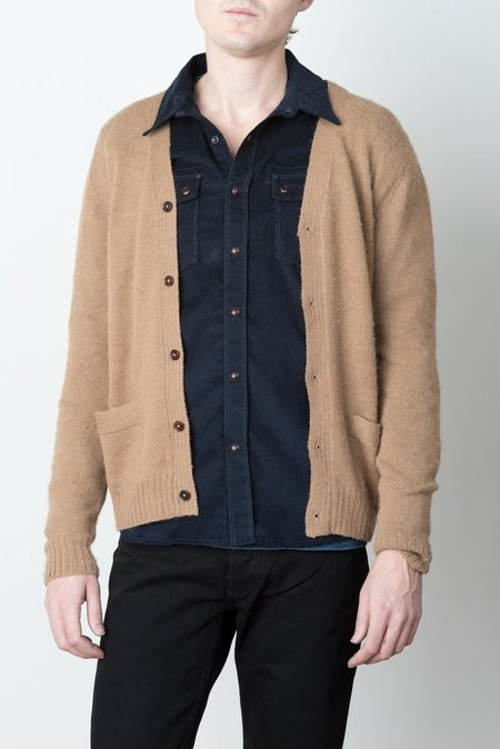 Men's IOAN Alpaca Cardigan