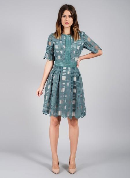 Darling Suri Flared Dress