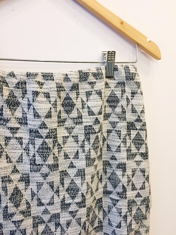 Eve Gravel Caos Skirt