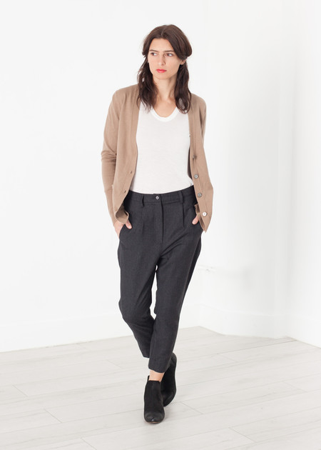 Sibel Saral Winter Pants in Black