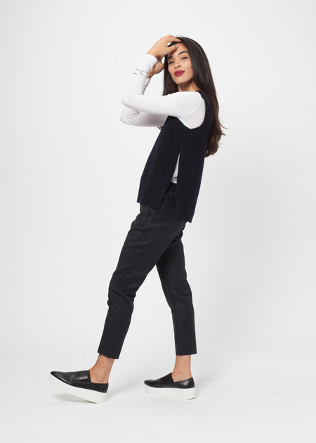 Sibel Saral Wool Pullup Pant