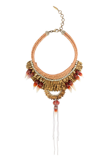 Deepa Gurnani Henrietta Necklace