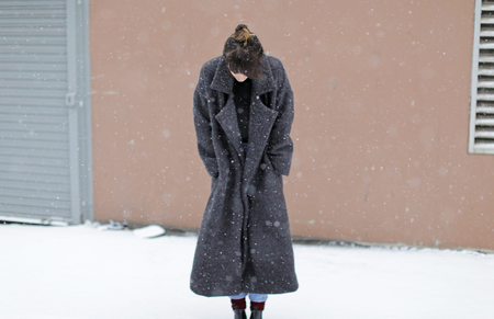 HDH Oversized Coat