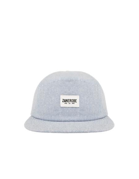 Zanerobe Linen Classic Hat Lt. Blue