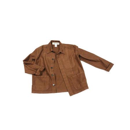 Caron Callahan Krasner Jacket in Cognac