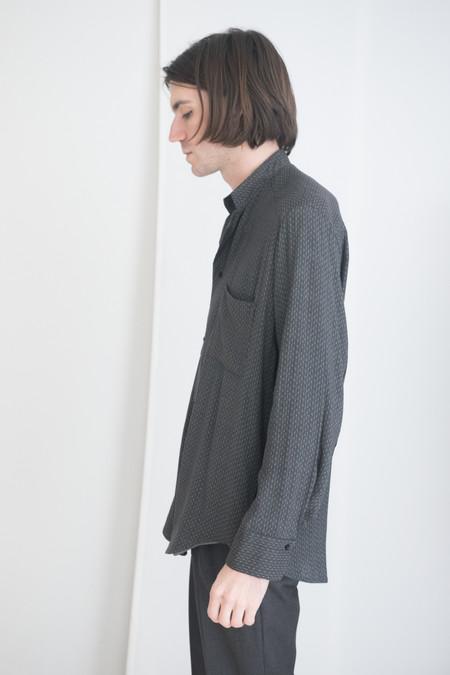 David Michael Grey Casual Shirt