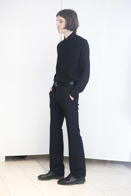 David Michael Men's Blue Slacks