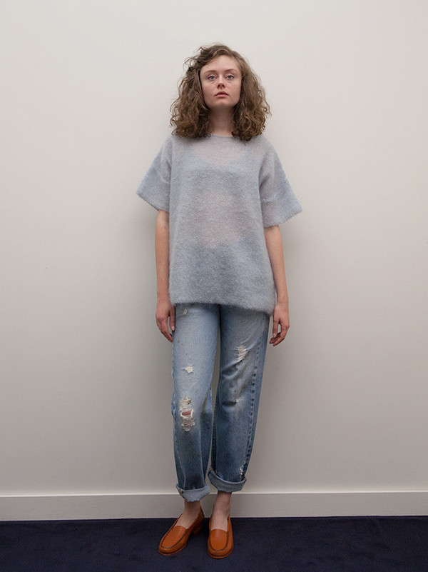 Baserange Loose Tee Sweater