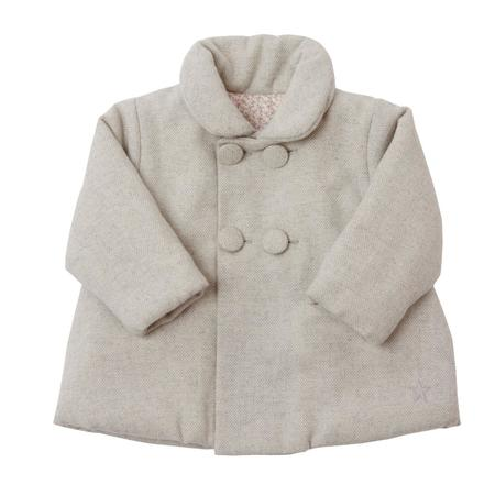 Kid's Numaé Paris Gris Mahe Coat