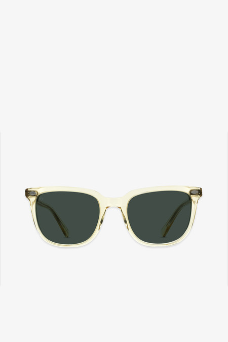 Raen Optics Arlo Polarized Sunglasses in Champagne Crystal