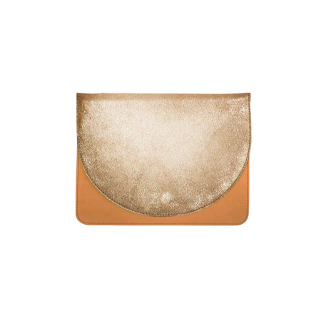 Minor History Luna Half Moon Wallet