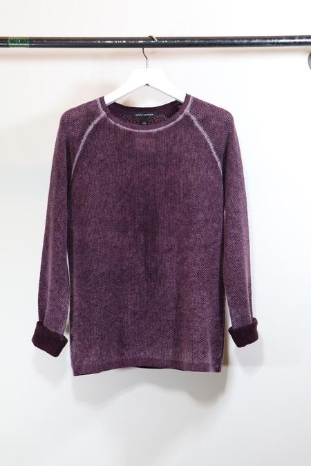 Autumn Cashmere Raglan Sweater