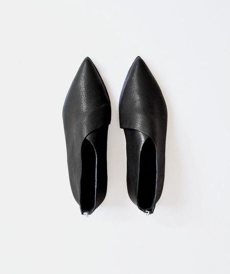 Wal & Pai Alpine Boots - Black Marbella