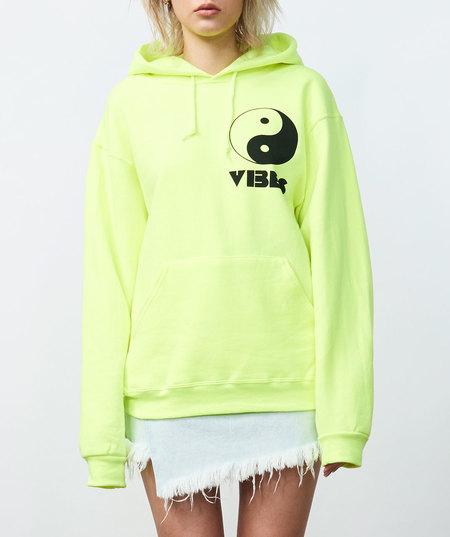 Unisex Assembly New York Vibes Sweatshirt - Neon