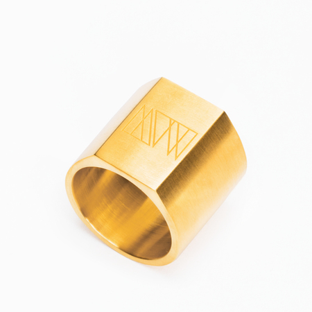 MING YU WANG PRIMER Ring