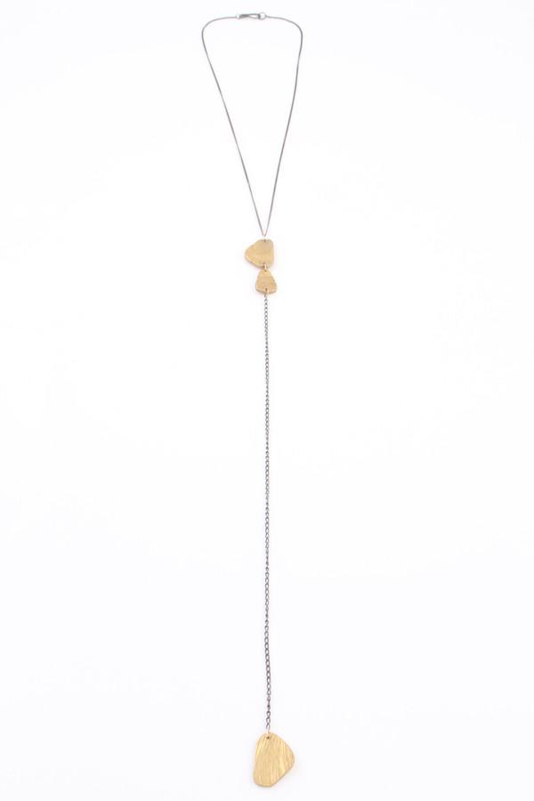 Chikahisa Studio Long Y Necklace