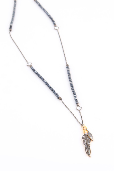 Nickho Rey Midnight Indian Necklace