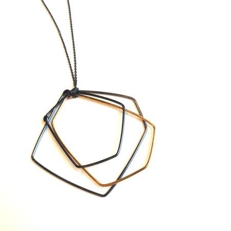 Gabrielle Desmarais '3 element' necklace