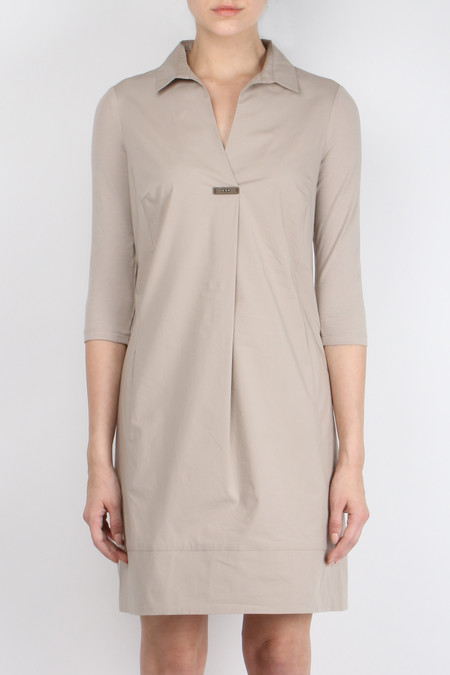 Peserico Shirt Dress