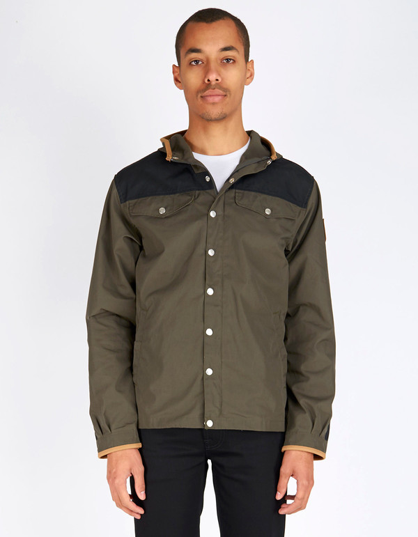 Fjallraven Men's Greenland No.1 Special Edition Coat Mountain Grey