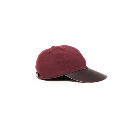 Alex Crane SUN CAP // CABIN RED