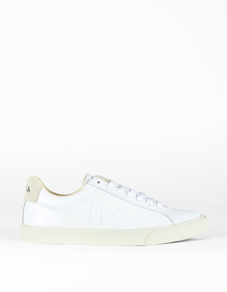 Veja Esplar Low Leather Sneaker Extra White
