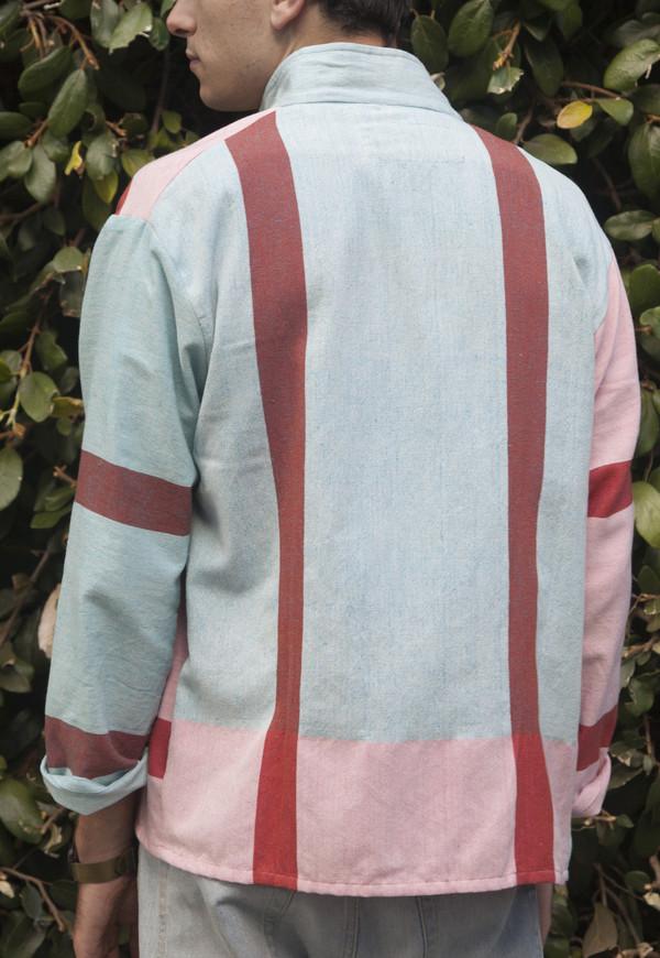 Rasmi Canvas Overshirt