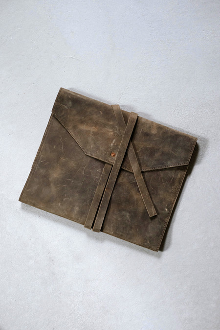 Boutonne Leather Portfolio