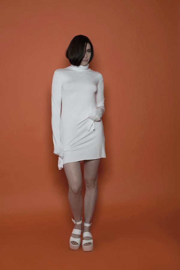 Brit Wacher Summer Ghost Dress