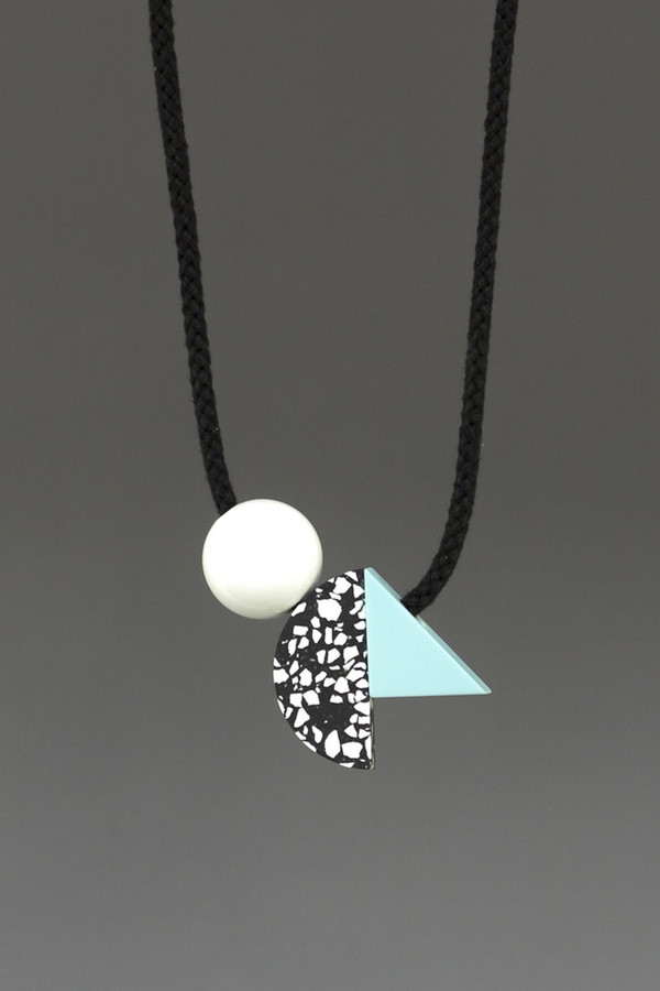 One We Made Earlier Laszlo Necklace