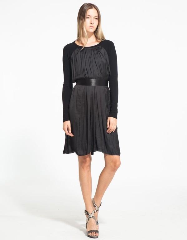 MALAM- OPEN BACK DRESS