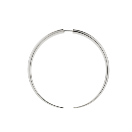 Crescent Hoop Earring (Large) - SINGLE || Meadowlark