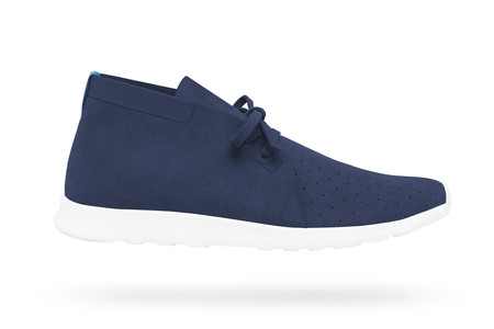 Native Shoes Apollo Chukka (Regatta Blue/Shell White)