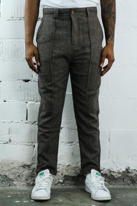 I Love Ugly Woolen Edo Pant