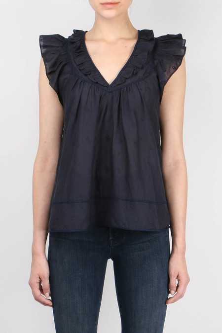 Ulla Johnson Adeline Blouse