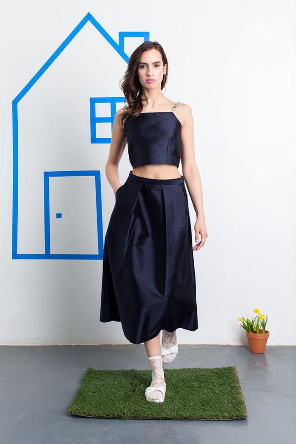 Nikki Chasin Chase Classic Fete Skirt