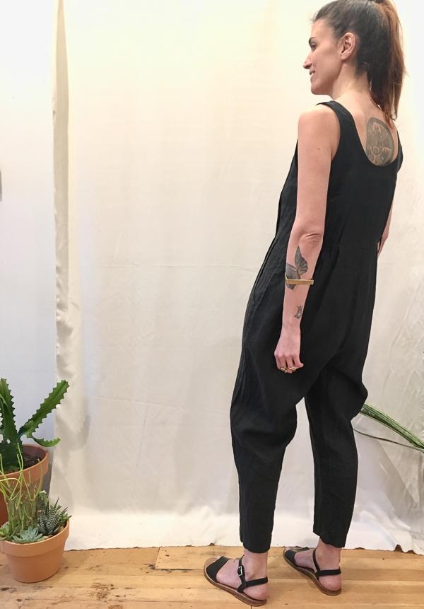 Black Crane overall