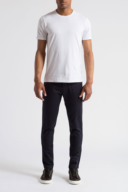 Wings + Horns Woven Tokyo Pant - Navy