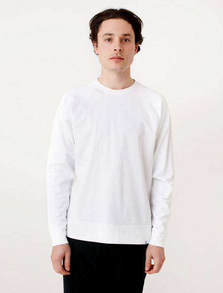 Norse Projects Vorm Mercerised White