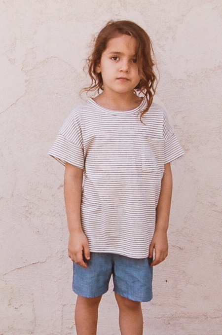Kid's boy+girl GRAHAM TEE