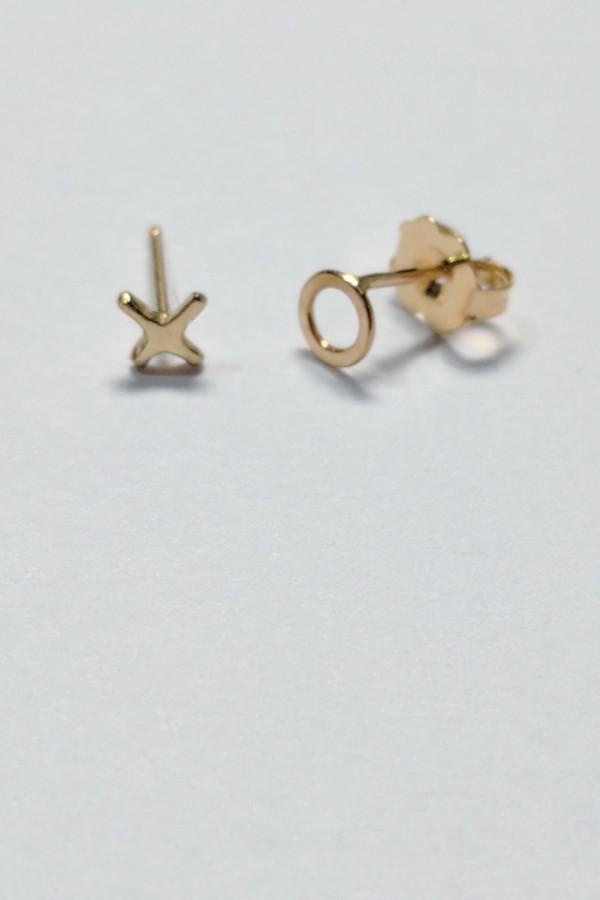 Bario Neal Octillo Small Earrings