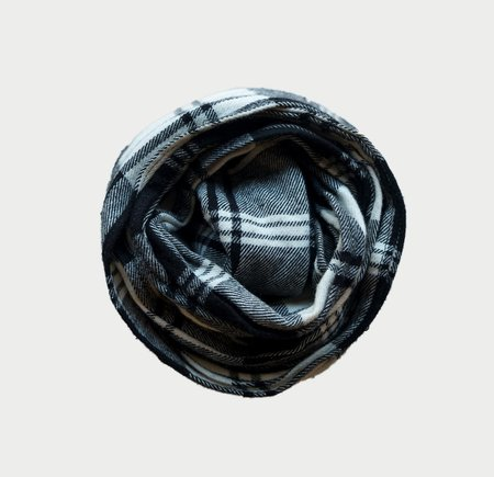 Esby Plaid Scarf