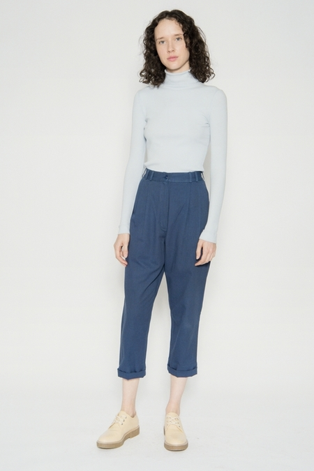 Wray Blue Fielding Pants