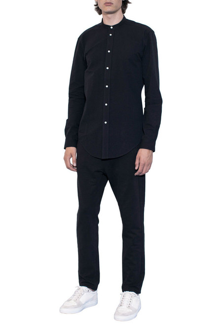 Journal Fire Shirt - Black