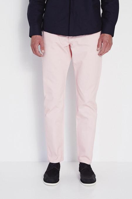 Soulland Erik Jeans in Pink